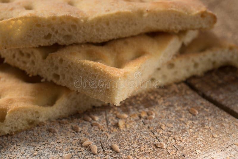 Pan italiano típico foto de archivo libre de regalías