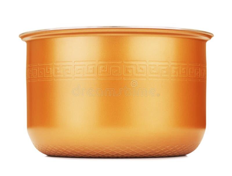 Pan For Multicooker imagem de stock