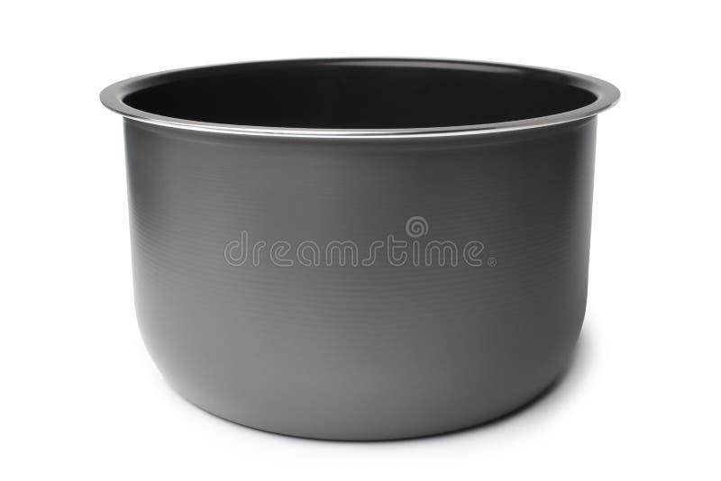 Pan For Multicooker arkivbild