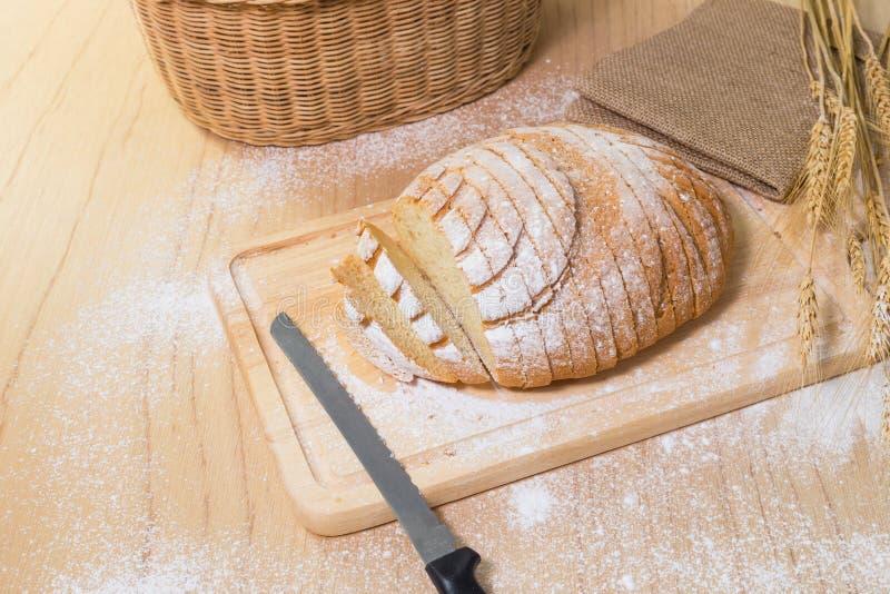 Pan recientemente cocido al horno imagen de archivo