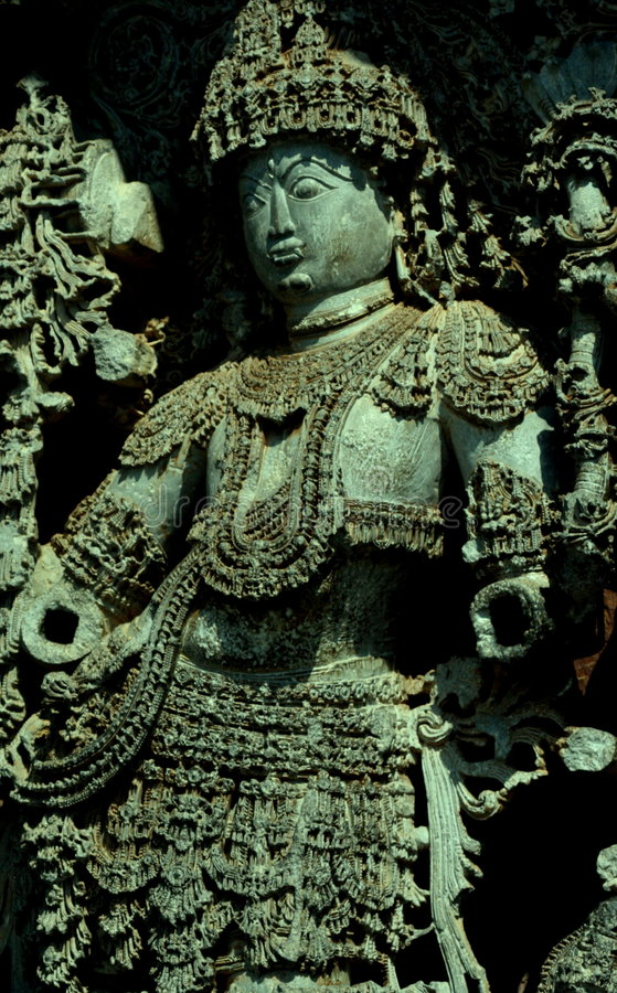 pan temple obraz royalty free