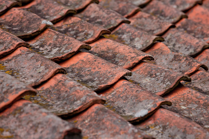 Pan tiles stock photo