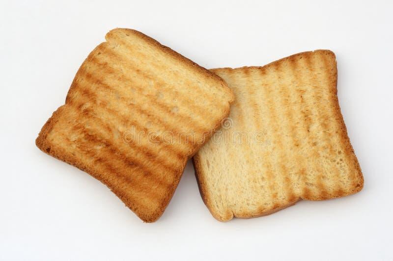 Pan tostado foto de archivo libre de regalías