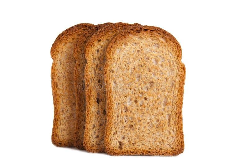 Pan tostado imagen de archivo libre de regalías