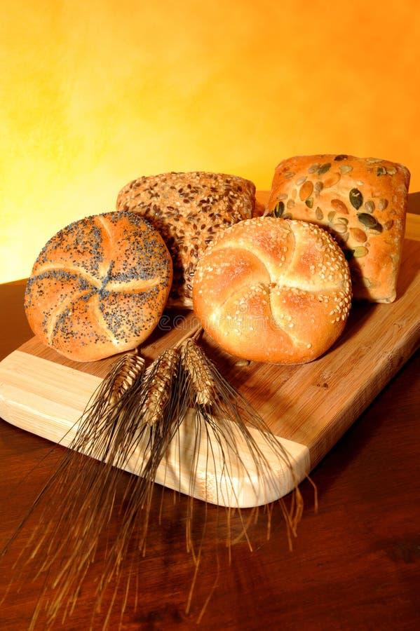Pan y cereales 6 foto de archivo libre de regalías