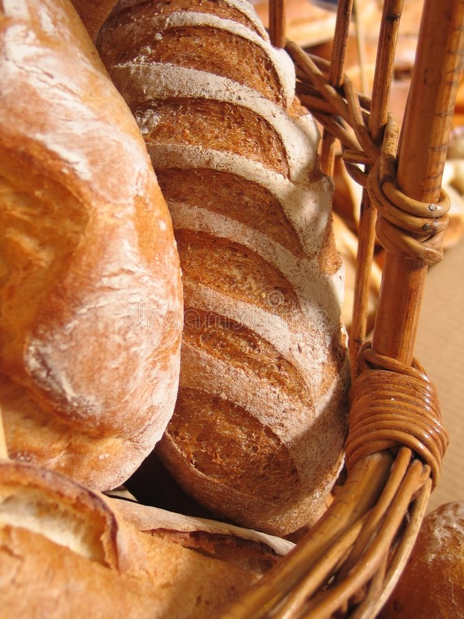 Panadería #13 foto de archivo
