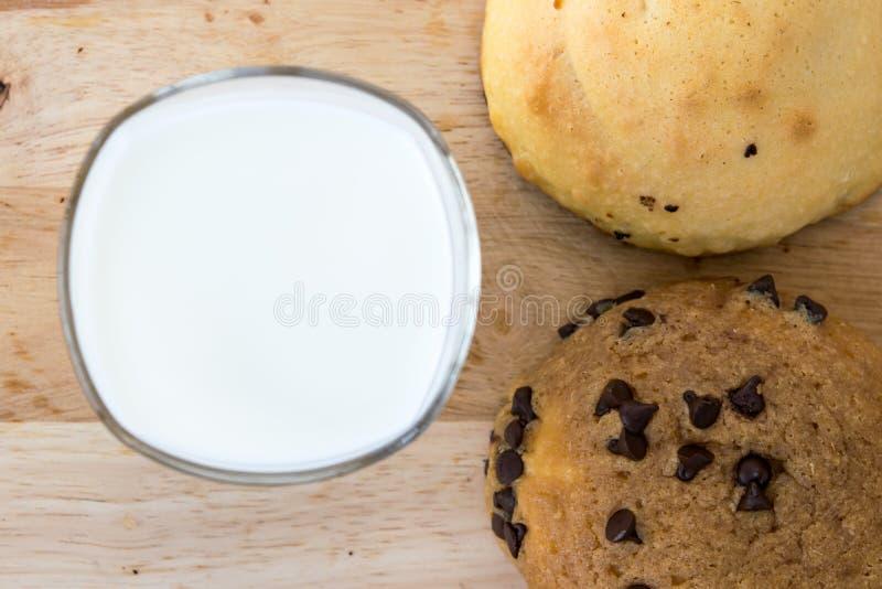 panadería del desayuno el mañana imagen de archivo