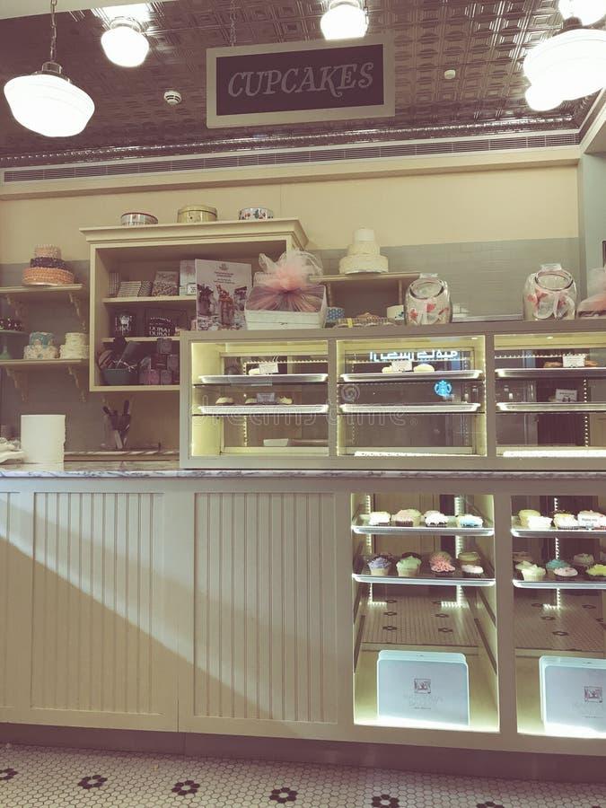 Panadería Dubai de la magnolia imagen de archivo