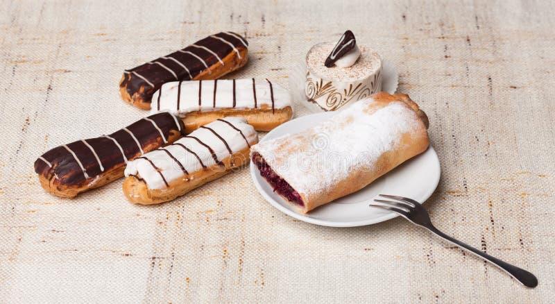 Panadería dulce foto de archivo libre de regalías
