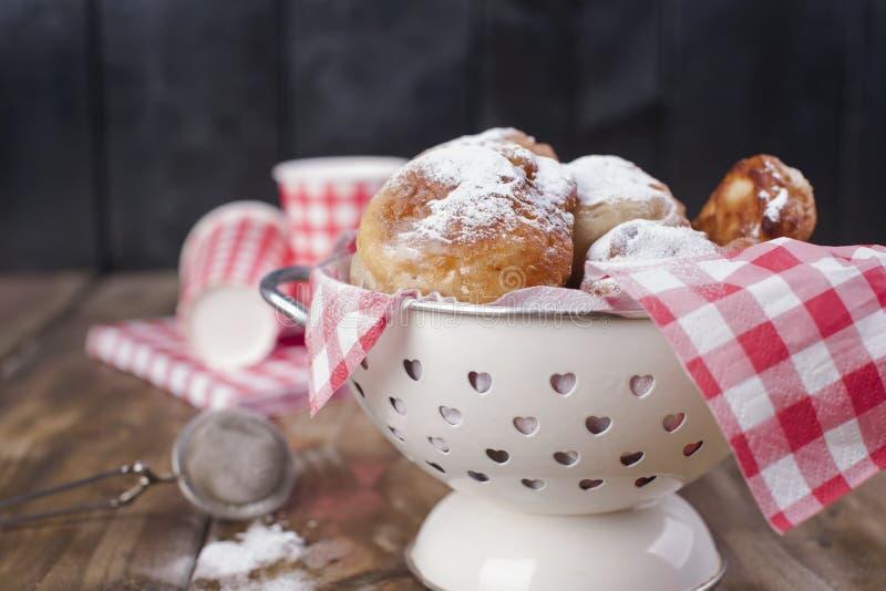 Panadería dulce hecha en casa foto de archivo