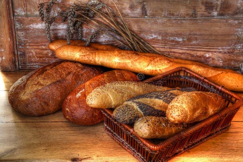 Panadería fresca imagen de archivo libre de regalías