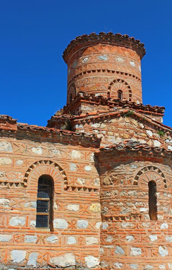 Panagia Koumbelidiki church stock images