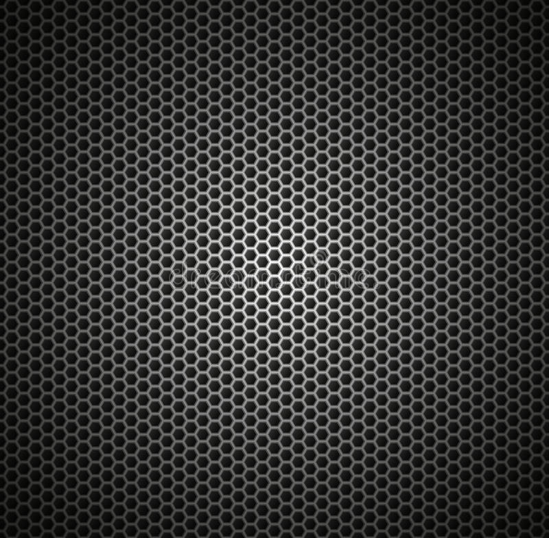 Panal ilustración del vector