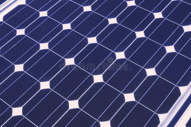 Panal solar imagen de archivo