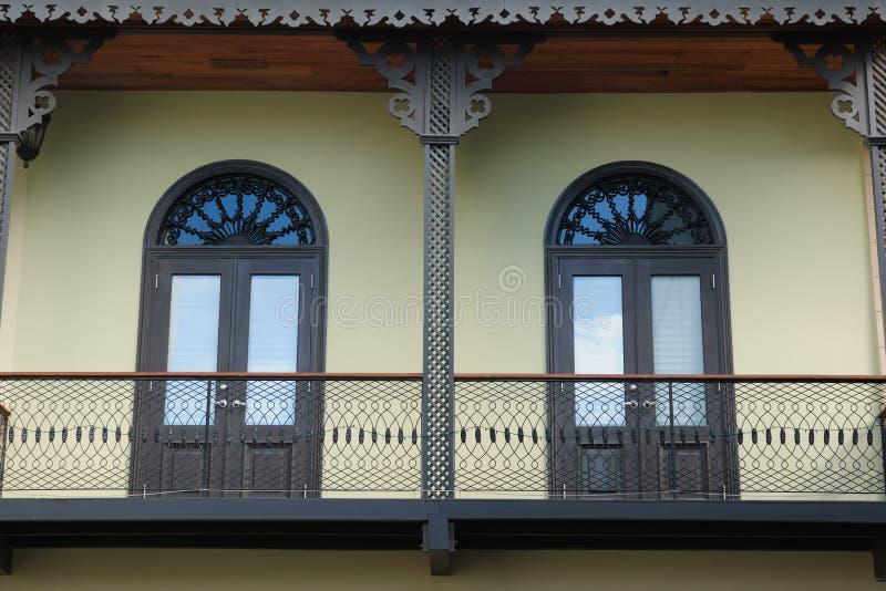 Panamá, opinión sobre la ciudad de Panamá colonial fotografía de archivo