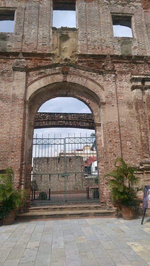 Panamà ¡ miasto zdjęcie royalty free