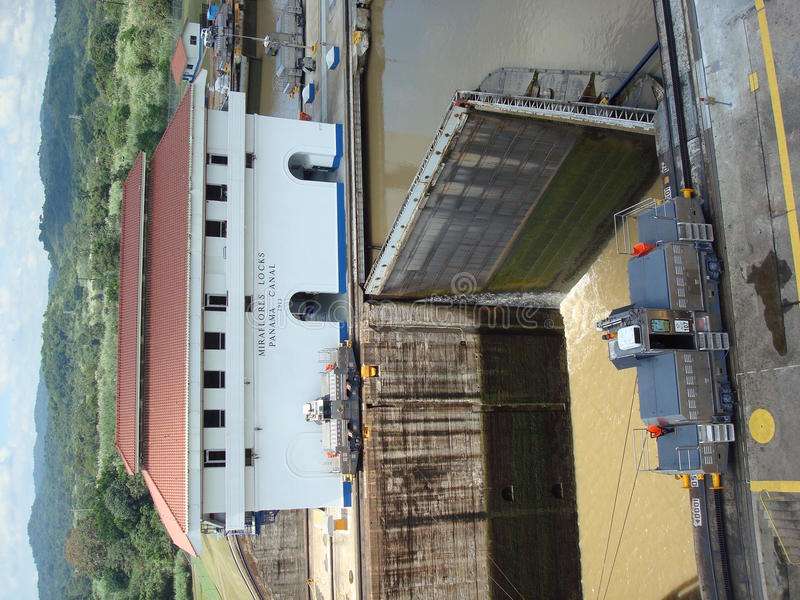 Download Panama canal editorial photo. Image of historical, load - 20623456