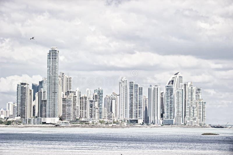 Panama City imagenes de archivo