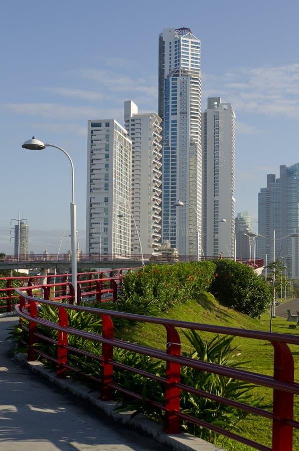 Panama City fotografie stock