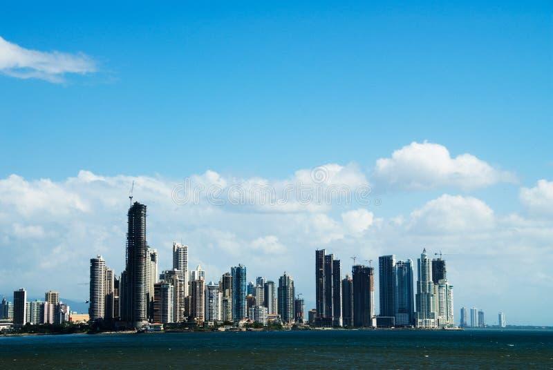Panama City fotografia de stock