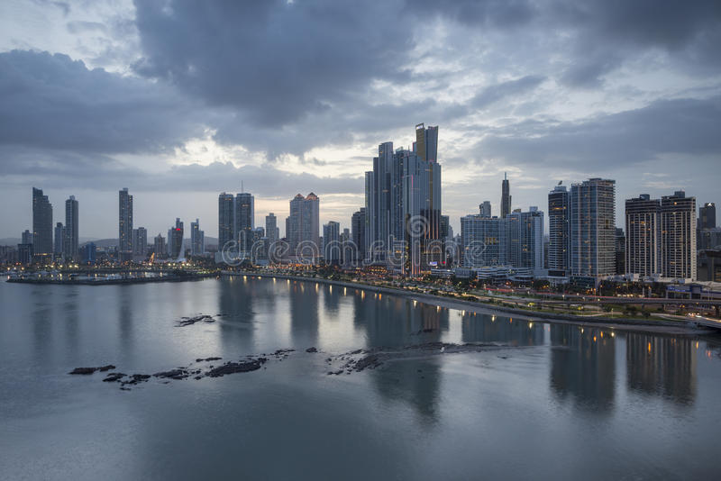 Panama City fotografia stock