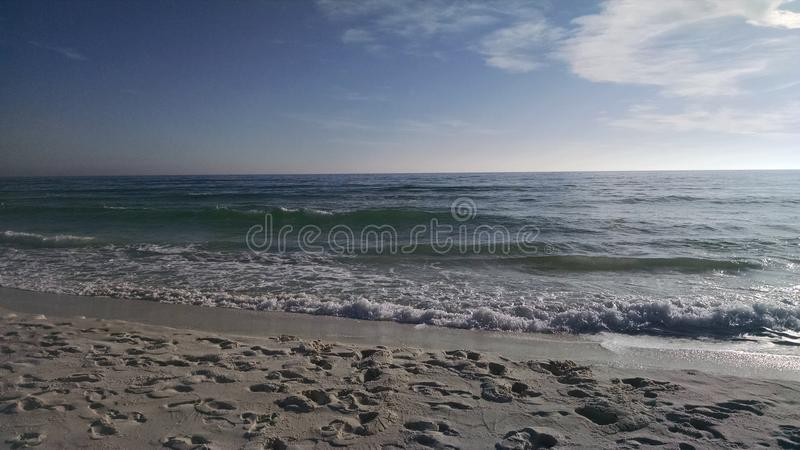 Panama city Beach royalty free stock photo
