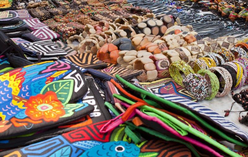 Download Panama Crafts stock photo. Image of bracelet, bright - 18961136