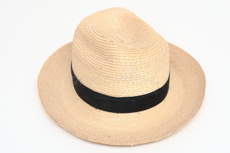 Download Panama Hat isolated stock photo. Image of accessory, clothes - 29283992
