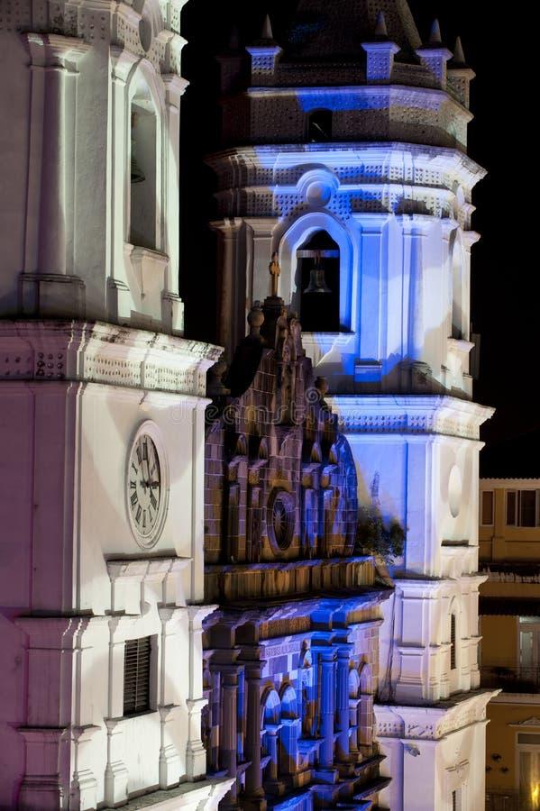 Panama-Kathedrale stockbilder