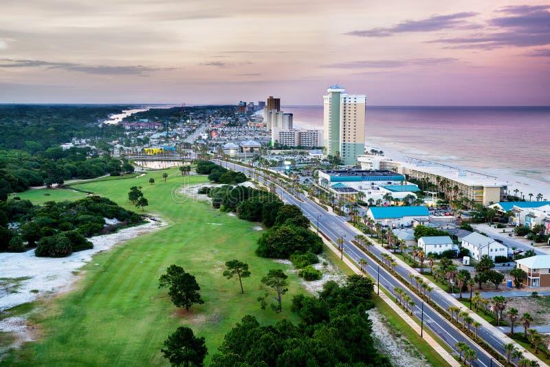 hooked Panama Stadtstrand