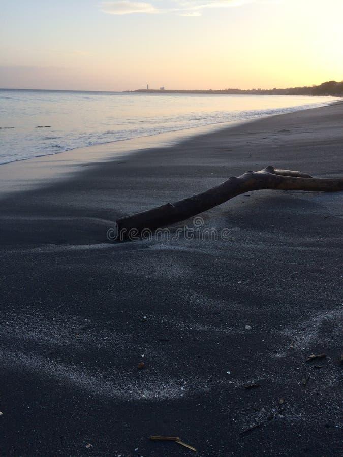 Panama-Strand lizenzfreies stockbild