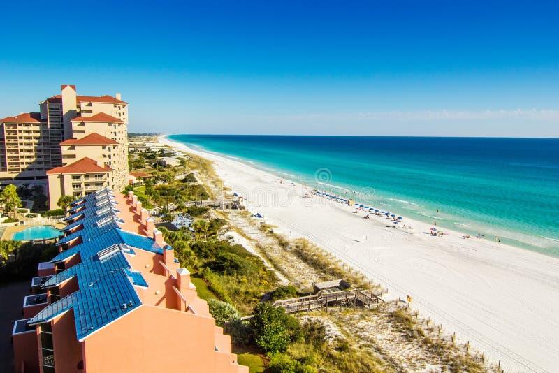 Panama-Strand, Florida lizenzfreie stockfotografie
