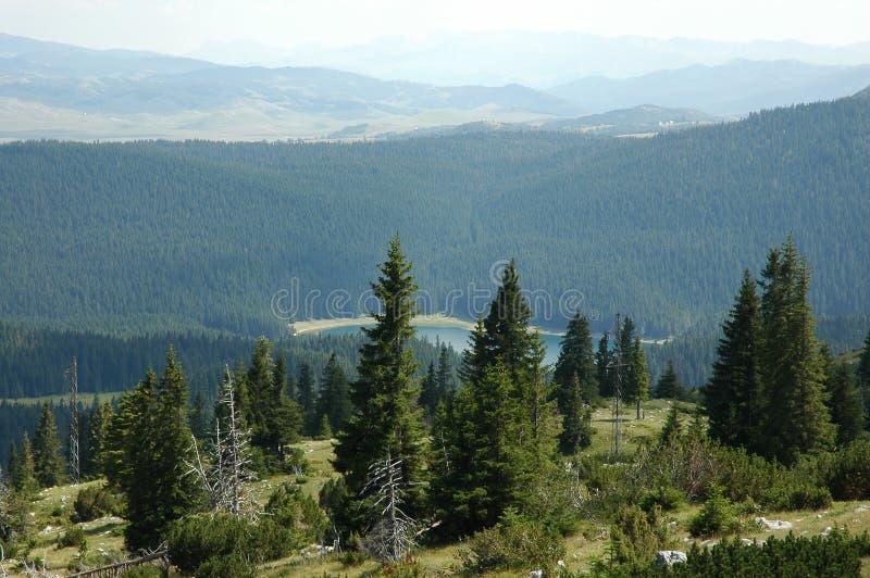 Download Panaroamic View To Black Lake Stock Photo - Image of travel, lake: 85418120