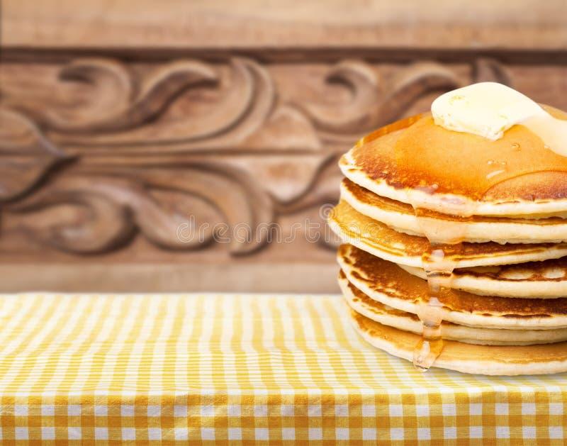 pancake imagem de stock royalty free