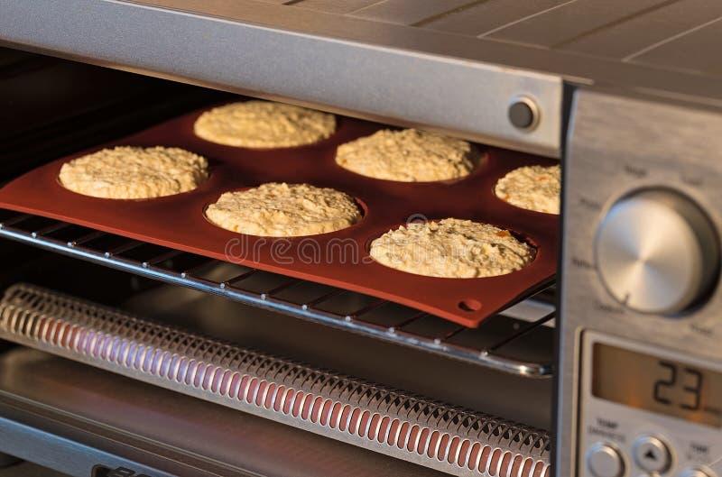 Pancake del preparato della ricotta fotografia stock