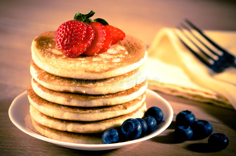 Download Pancakes Stock Photography - Image: 13983562