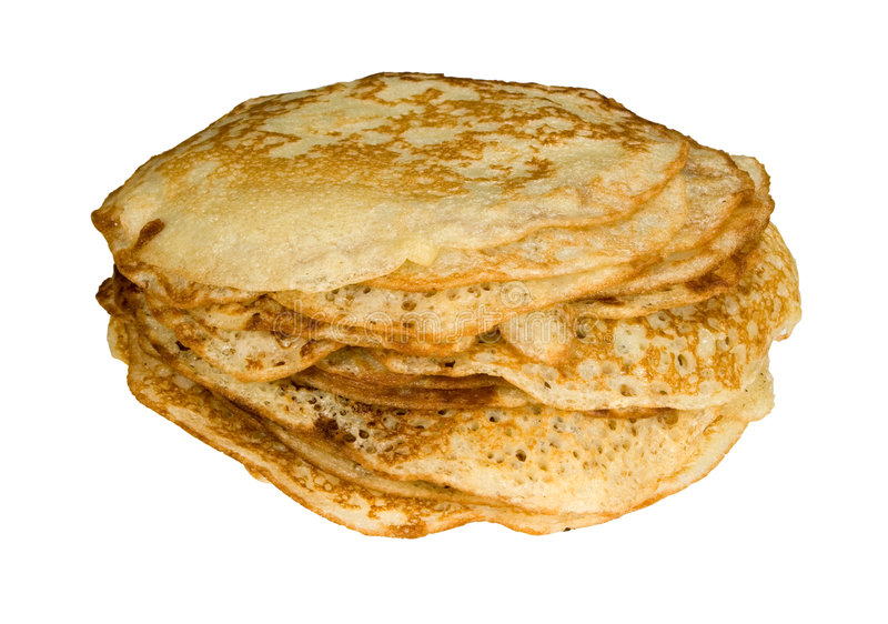 Download Pancakes stock image. Image of knead, calories, brew, golden - 1532111