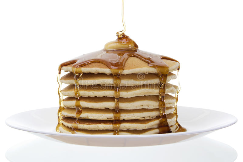 Download Pancakes Royalty Free Stock Photography - Image: 16211437