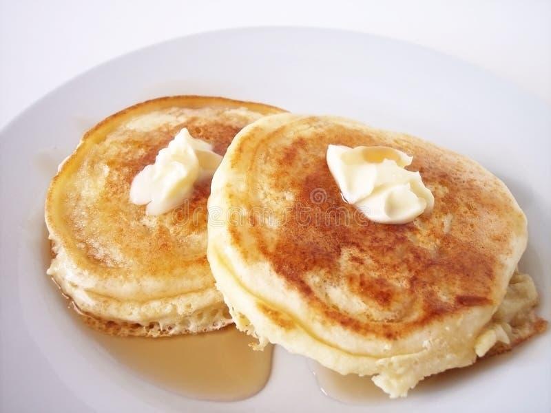 Pancakes 4 stock photos