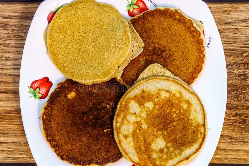 Pancakes On Plate Free Public Domain Cc0 Image