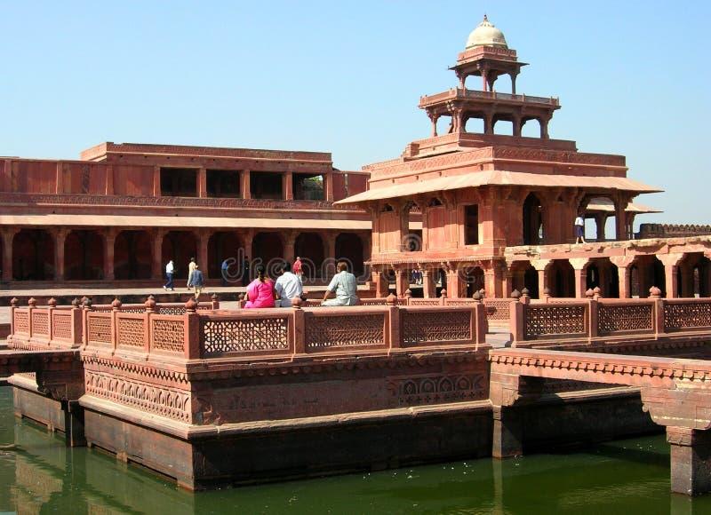 Download Panch Mahal, Agra Stock Photo - Image: 12692380