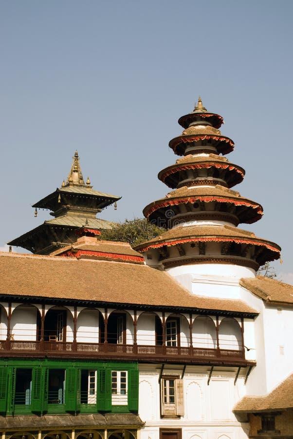 Pancha Mukhi HanumanTemple royalty-vrije stock fotografie