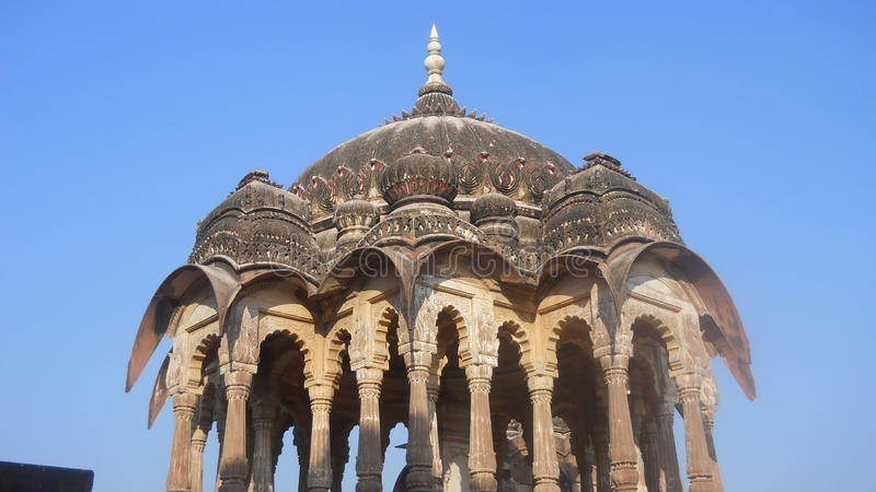 Panchkunda Mandore Jodhpur Ragiastan India immagini stock libere da diritti