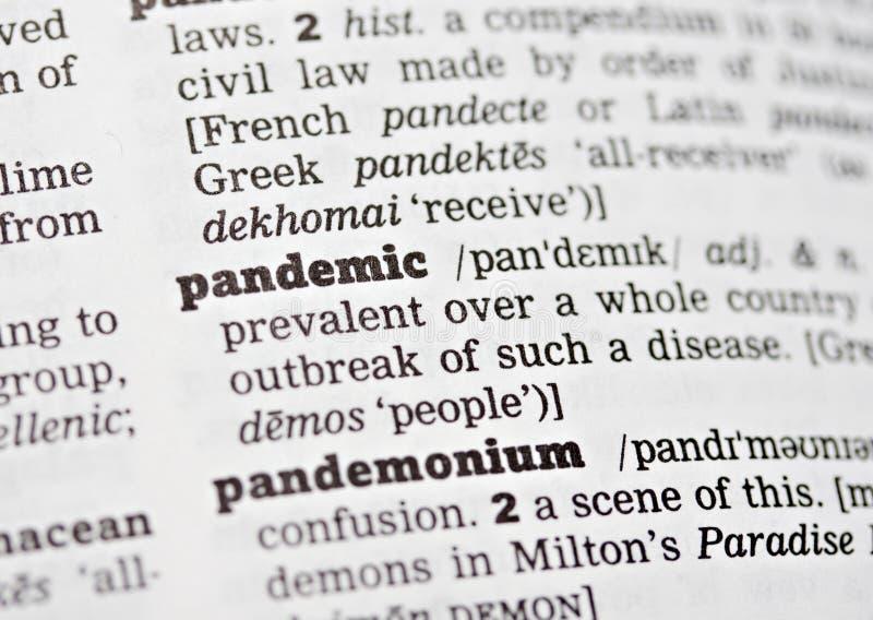 Pandémico fotos de stock royalty free