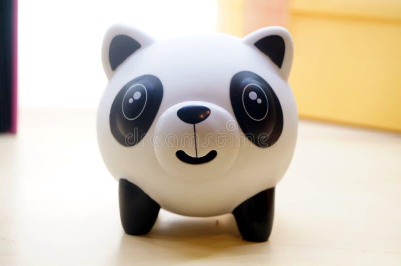 Panda παιχνιδιών στοκ φωτογραφία με δικαίωμα ελεύθερης χρήσης