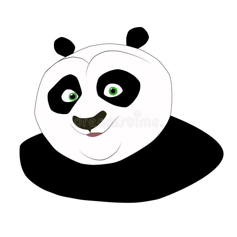 Panda fotografía de archivo