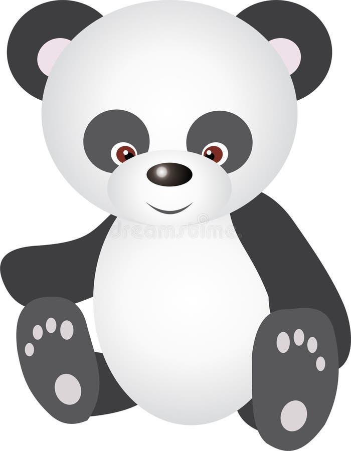 Panda stock abbildung