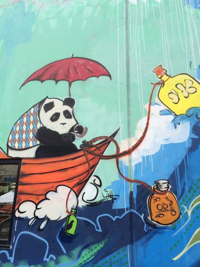 Panda stock fotografie
