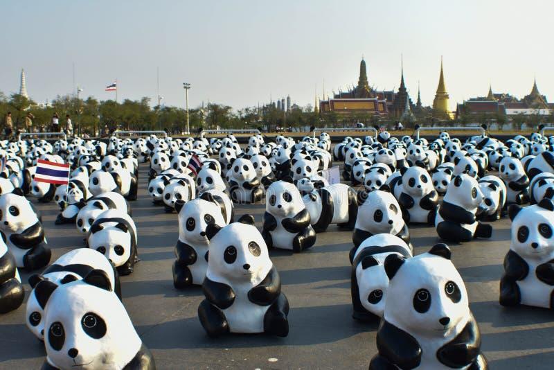 Panda 1600 zdjęcia stock