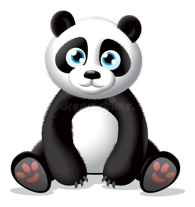 Free Panda Illustration Royalty Free Stock Image - 33439356